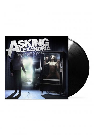 2f675e07b97 Asking Alexandria - From Death To Destiny - Colored LP - Official Screamo  Merchandise Shop - Impericon.com UK