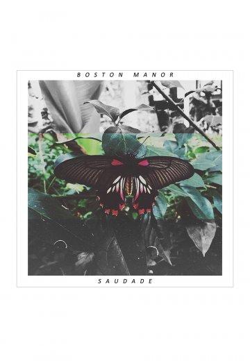 Boston Manor - Saudade EP - CD