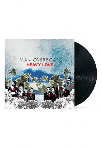 Man Overboard - Heavy Love - LP + CD