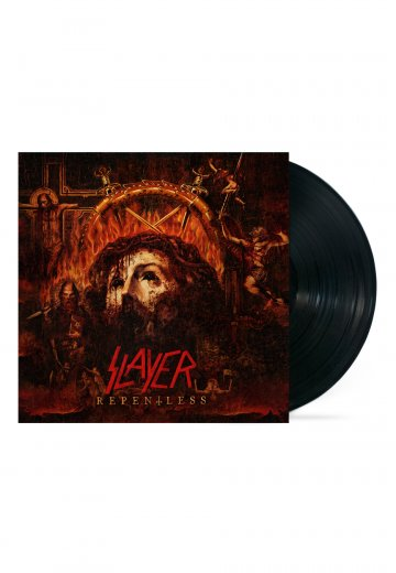Slayer - Repentless - LP