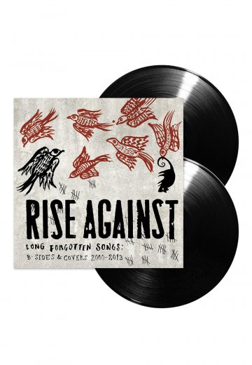 Rise Against - Long Forgotten Songs: B-Sides & Covers 2000-2013 - 2 LP