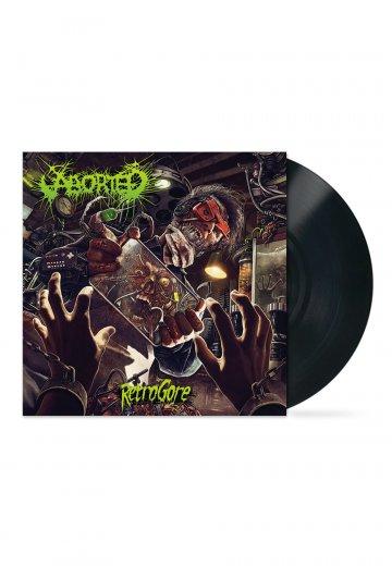 Aborted - Retrogore - LP + CD