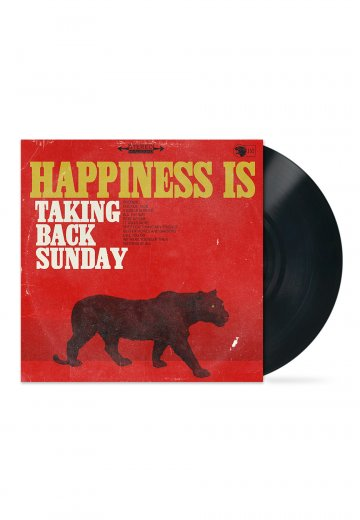 Taking Back Sunday - Happiness Is - LP