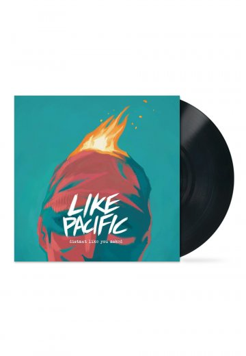 Like Pacific - Distant Like You Asked - LP
