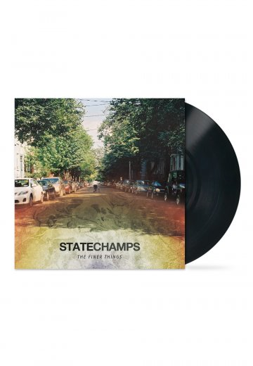State Champs - The Finer Things - LP