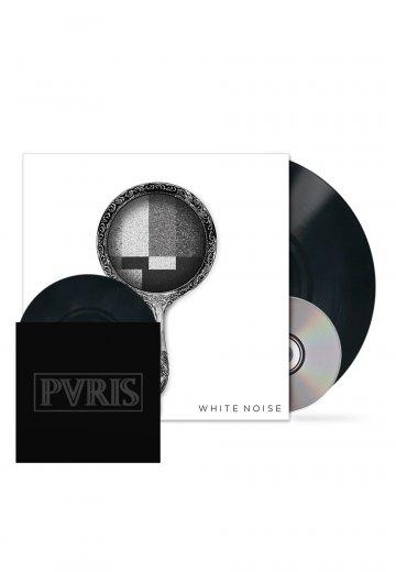 Pvris - White Noise (Deluxe Edition) - LP + Seven Inch + DVD