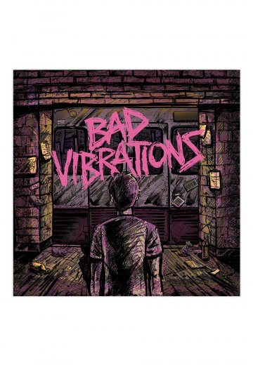 A Day To Remember - Bad Vibrations - CD