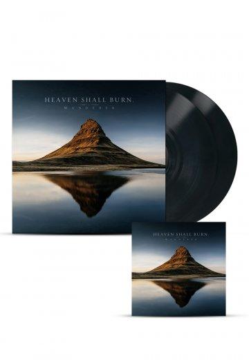 Heaven Shall Burn - Wanderer - 2 LP + CD