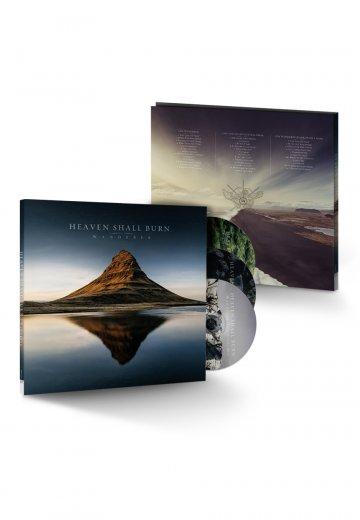 Heaven Shall Burn - Wanderer Ltd. Deluxe - Artbook 3 CD