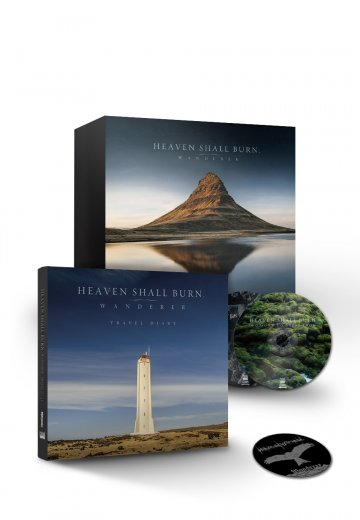 Heaven Shall Burn - Wanderer Ltd. Edition - Box