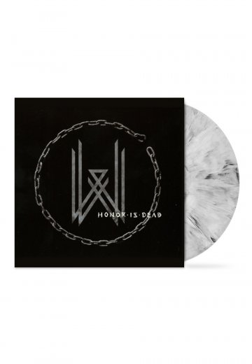 Wovenwar - Honor Is Dead Steel Grey - Marbled LP