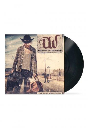 Danny Worsnop - The Long Road Home - LP