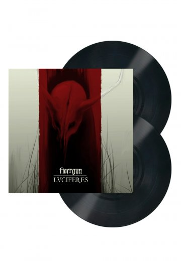Fjoergyn - Lucifer Es - 2 LP