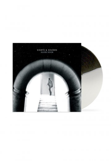 Sights & Sounds - Silver Door Grey/White - Ten Inch
