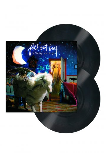 Fall Out Boy - Infinity On High - 2 LP