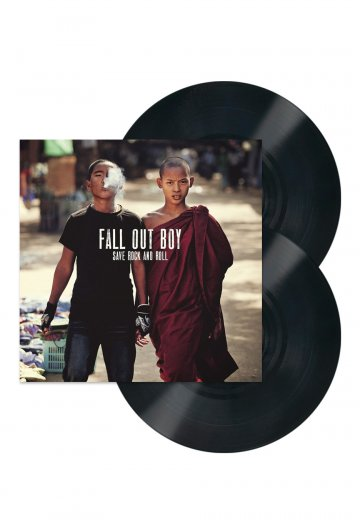 Fall Out Boy - Save Rock And Roll - 2 LP