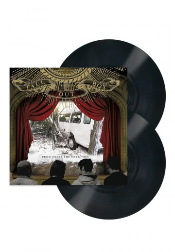 Fall Out Boy - From Under The Cork Tree - 2 LP