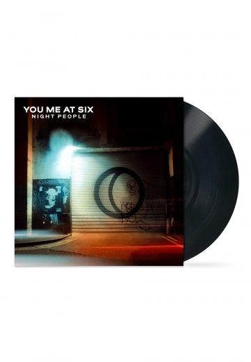 You Me At Six - Night People - LP