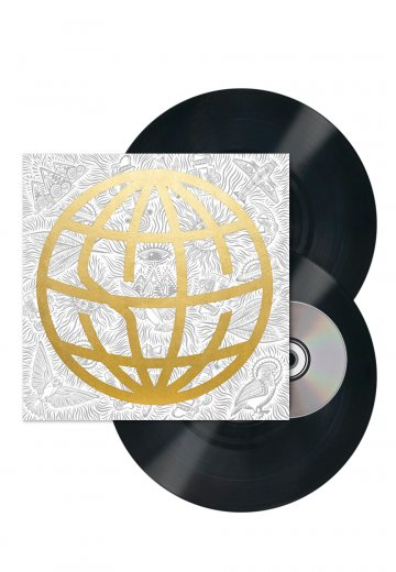 State Champs - Around The World And Back - 2 LP + DVD
