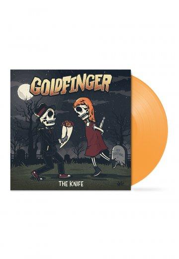 Goldfinger - The Knife Orange - Colored LP