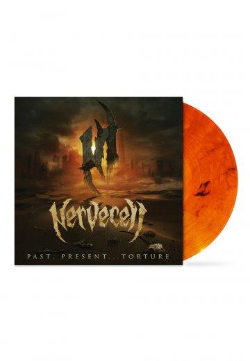 Nervecell - Past, Present...Torture Orange Smoke - Colored LP