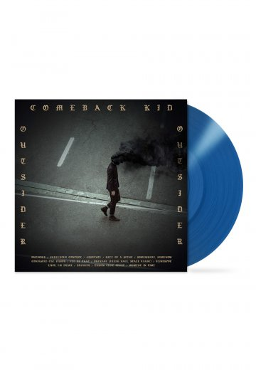 Comeback Kid - Outsider Blue - Colored LP
