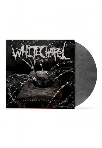 Whitechapel - The Somatic Defilement 10th Anniversary Dim Grey - Marbled LP