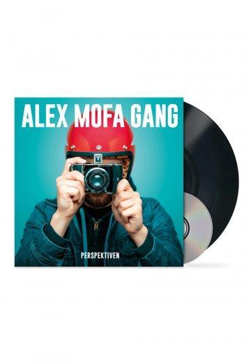 Alex Mofa Gang - Perspektiven - LP + CD