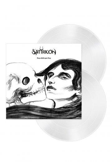 Satyricon - Deep Calleth Upon Deep White - Colored 2 LP