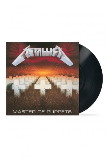 Metallica - Master Of Puppets (Remastered) - LP