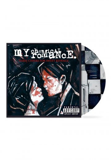 My Chemical Romance Three Cheers For Sweet Revenge Picture Lp