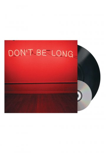 Make Do And Mend - Don't Be Long - LP + CD