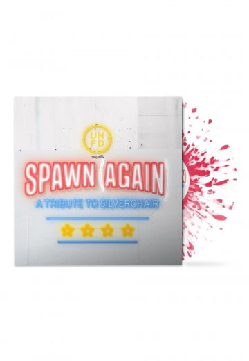 Various Artists - Spawn (Again) A Tribute To Silverchair White/Red - Splattered LP