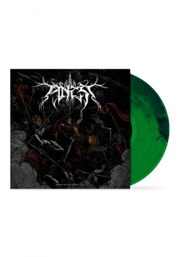 Ancst - Ghosts Of The Timeless Void Transparent Green Smoked - Colored LP