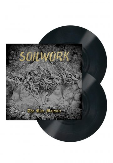 Soilwork - The Ride Majestic - 2 LP