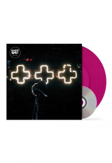 KMPFSPRT - Gaijin Transparent Magenta - Colored LP + CD