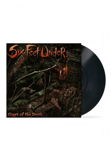 Six Feet Under - Crypt Of The Devil - LP