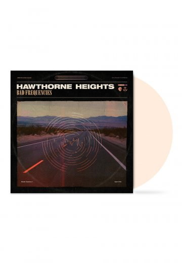 Hawthorne Heights - Bad Frequencies - Colored LP