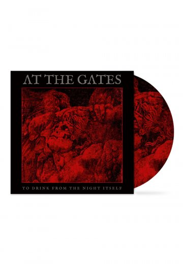 At The Gates - To Drink From The Night Itself - Picture LP