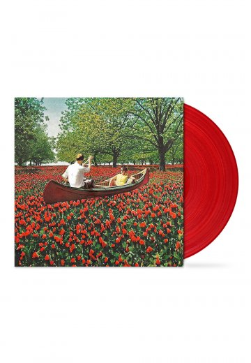 Elder Brother - Stay Inside Red - Colored LP