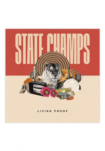 State Champs - Living Proof - CD