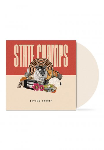State Champs - Living Proof Bone - Colored LP