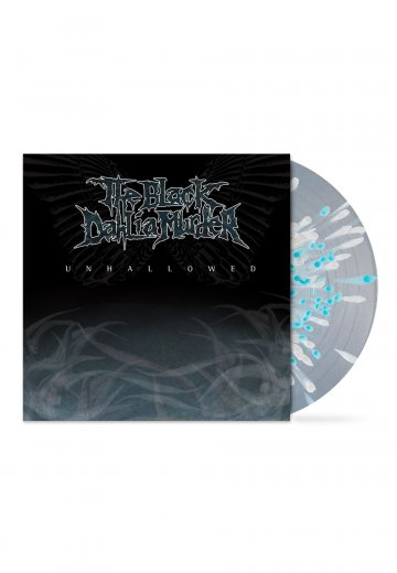 The Black Dahlia Murder - Unhallowed Clear/White/Turquoise - Splattered LP