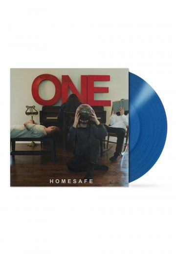 Homesafe - One Sea Blue - Colored LP