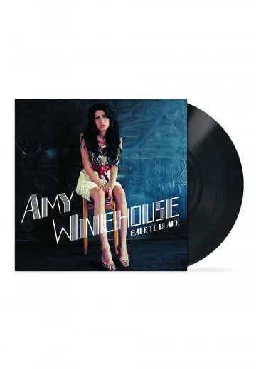 Amy Winehouse - Back To Black - LP