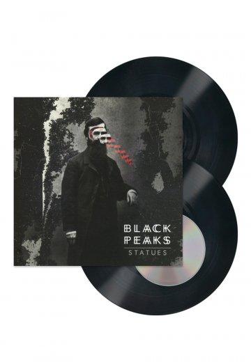 Black Peaks - Statues - 2 LP + CD
