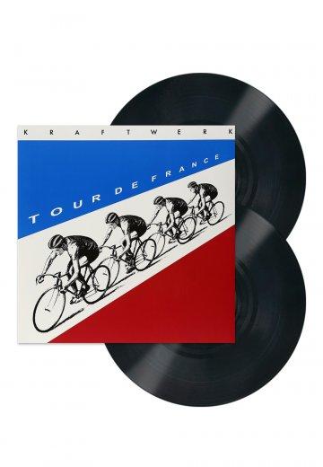d428f6d73 Kraftwerk - Tour De France - 2 LP - Official Alternative Rock Merchandise  Shop - Impericon.com AU