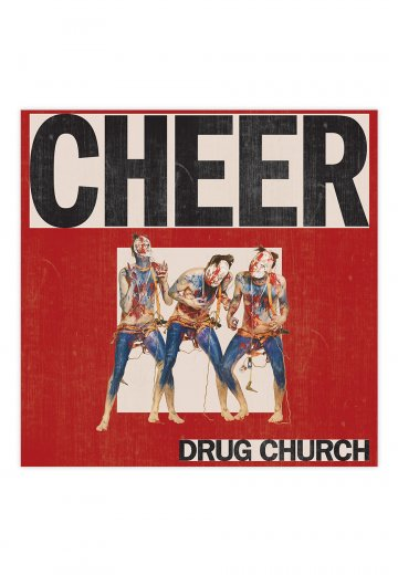Drug Church - Cheer - CD