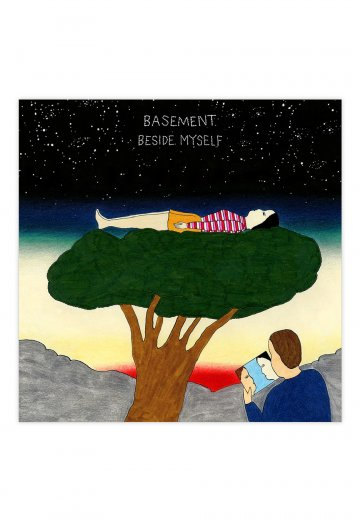 Basement - Beside Myself - CD