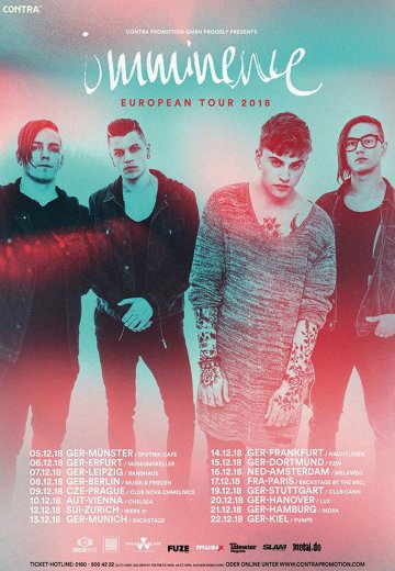 Imminence - 20.12.2018 Hannover - Ticket